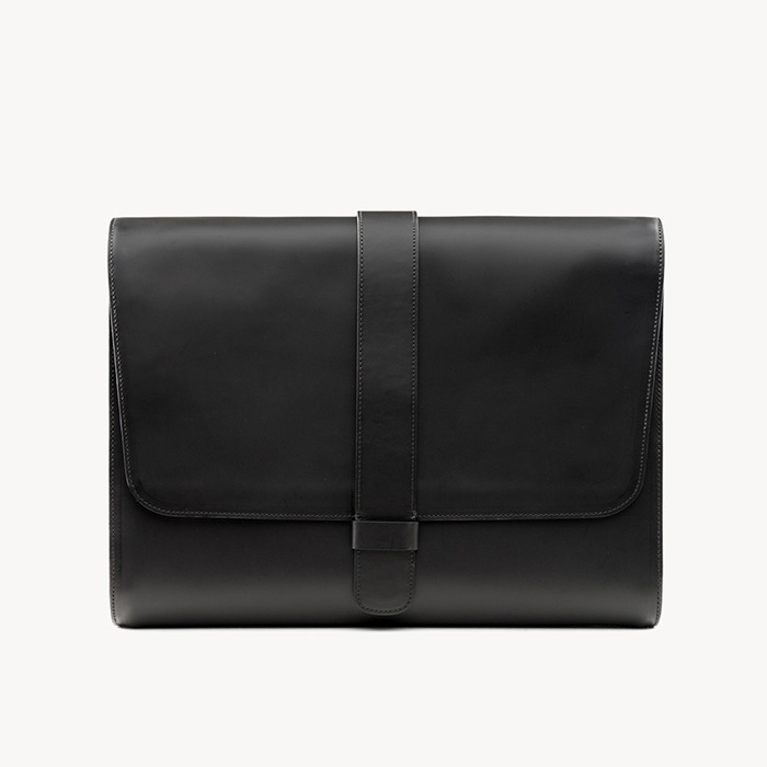DOWNTOWN LAPTOP BAG - Black
